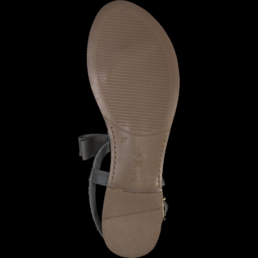569c323318d5 S.OLIVER 28110-32 ARANY SZANDÁL 38 - S.Oliver - Csizmák, cipők ...